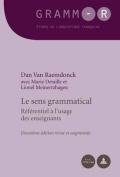 Le Sens Grammatical [FRE]