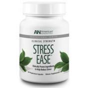 American Nutriceuticals Stress Ease 60 Vegetarian Capsules