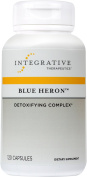 Integrative Therapeutics - Blue Heron - Detoxifying Complex with Dietary Fibre, Herbs, and Probiotics - 120 Capsules