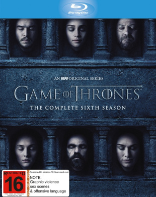 Game of Thrones S6 BD [BD]