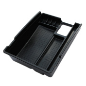 Car Vehicle Front Floor Centre Console Organiser Tray For fits Nissan X-trail 2014 & 350Z