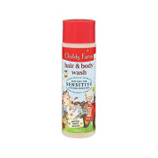 Childs Farm Caked in Mud! Hair & Body Wash for Dirty Rascals 250ml