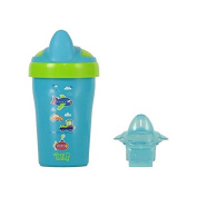 Vital Baby Soft Spout Toddler Trainer Cup, Blue