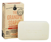 Grandpa's Soap Co. - Face & Body Bar Soap Cornmeal - 130ml
