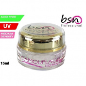 Exclusive Camouflage Gel Case UV- Bsn Professional 15 ml