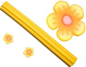 'Clay 5 # 1 Maxi Bar Max 08 Flower Yellow Nail Art Who Stands for your nails.