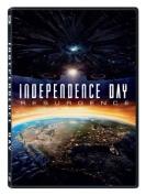 Independence Day 2 4K Blu-ray  [2 Discs] [Region B] [Blu-ray]