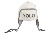Felted Cap Sauna YOLO / Hat Beanie for Saunas