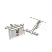 Official Liverpool FC Silver Plated Cufflinks