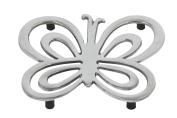 novastyl 8011222.0 Pupa Metal Trivet/19.2 x 16.7 x 1.7 cm Stainless Steel
