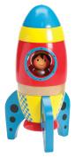Hongji HJD931195 Wooden Stacking Rocket