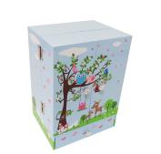 Woodland Musical Jewellery Box