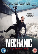 Mechanic - Resurrection [Region 2]