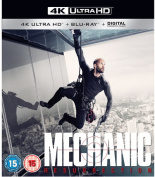 Mechanic - Resurrection [Region B] [Blu-ray]