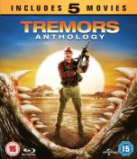 Tremors Anthology [Region B] [Blu-ray]