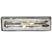 SILVER PLATED BIRTH CERTIFICATE HOLDER by Widdop Bingham