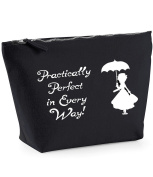 Practically Perfect Make Up Accessory Bag