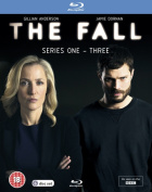 The Fall: Series 1-3 [Regions 1,2,3] [Blu-ray]