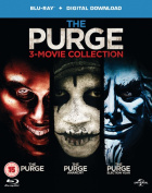 The Purge: 3-movie Collection [Region B] [Blu-ray]