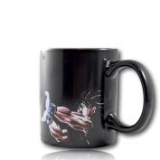 Magic Mugs Dragon Ball Z Colour Changing Goku Kamehameha Coffee Mug Heat Reactive Mug DBZ