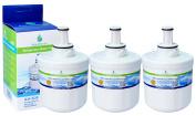 3x AH-S3F Compatible water filter for for Samsung fridge DA29-00003F, HAFIN1/EXP, DA97-06317A-B, Aqua-Pure Plus, DA29-00003A, DA29-00003B