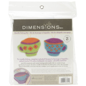 Dimensions Tea Cup Try Needle Felting Kit