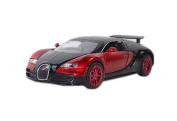 Boys Car Toy Bugatti Veyron Brand Car Model 1:32 BLACK & RED