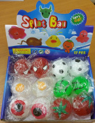 Splat Smash Balls Retail Display Box of 12 x Novelty Toy Water Filled Mixed New