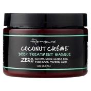 Renpure coconut creme deep treatment masque 350ml