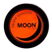 Moon Glow - Blacklight Neon Eye Shadow 5ml Orange - Glows brightly under Blacklights / UV Lighting!