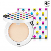 [RUE K WAVE] Tight Shot Lasting Finish Compact SPF50+,PA+++ 10g - Sebum Control Pact