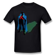 AOPO Martian Manhunter O-Neck Tshirts For Men