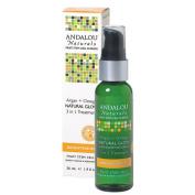 Andalou Naturals Argan and Omega Natural Glow 3 in 1 Treatment - 60ml