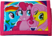 My Little Pony Wallet Coin Purse hook and loop Wallet Girls