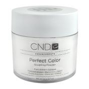 Creative Nail Perfect Colour Powder False Nails, Pure White, 110ml by Creative Nail