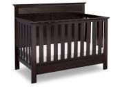 Serta Fall River 4-in-1 Crib, Dark Chocolate