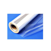 Craft and Party Sparkle Wrap Clear Cellophane Wrap Roll