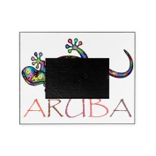 CafePress - Aruba - Decorative 8x10 Picture Frame