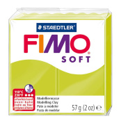 Fimo Soft Polymer Clay 60ml-Lime Green