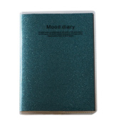 Drasawee Writing Lined Notebook Journal Note Diary Notebooks Blue 25K