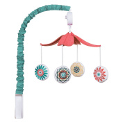Trend Lab Play Musical Mobile, Waverly Baby Pom Pom