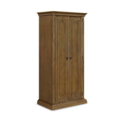 Franklin & Ben Nelson Armoire In Rustic Natural Finish