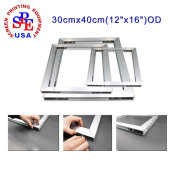 Combination Type Aluminium Screen Printing Frame for Screen Printing (30cm×40cm