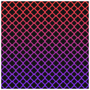 Vinyl Boutique Shop Craft Adhesive Red and Purple Dark Ombre Adhesive Vinyl Sheets Adhesive Vinyl 0123-3