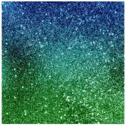 Vinyl Boutique Shop Craft Adhesive Ombre Faux Glitter Adhesive Vinyl Sheets Adhesive Vinyl 0125-2