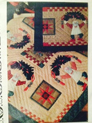 Jingle Holly Jig quilt pattern
