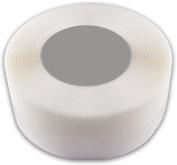 SPARIK ENJOY (TM) 5.1cm White Sew on Hook and Loop Velcro