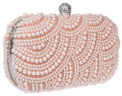 Thenice Women's Rhinestone Wedding Sequins pearl Evening Clutch Bags