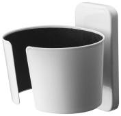 Wall dryer holder Bothe white graphics