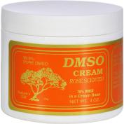 2Pack! DMSO Cream Rose Scented - 120ml